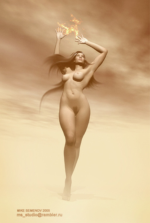 Gallery of Nudes - Fine Art Nude Photography since 2001