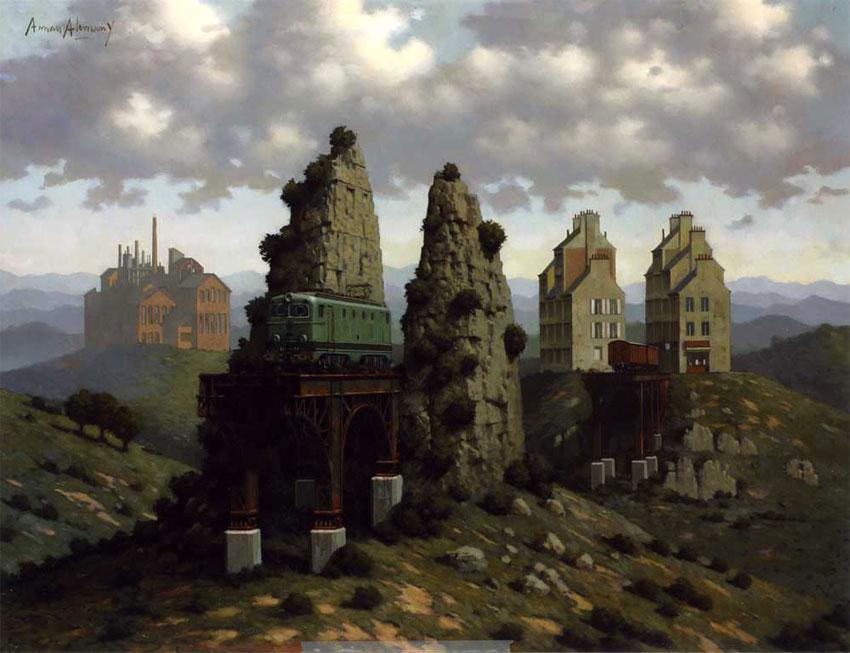 Impressive Fine Art Paintings Surrealism 850 x 653 · 92 kB · jpeg