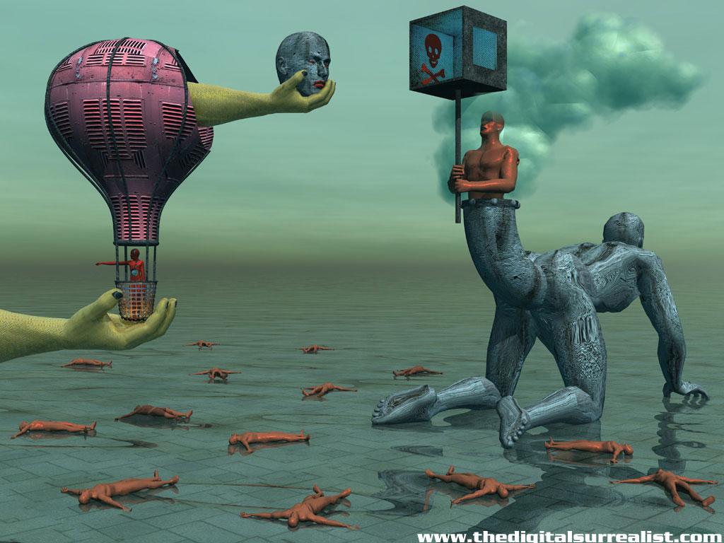 Modern Surrealism Drawings   www.imgkid.com - The Image ...