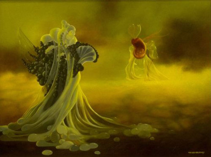 Modern surrealism fantasy art gallery neo romanticism for Modern art gallery online