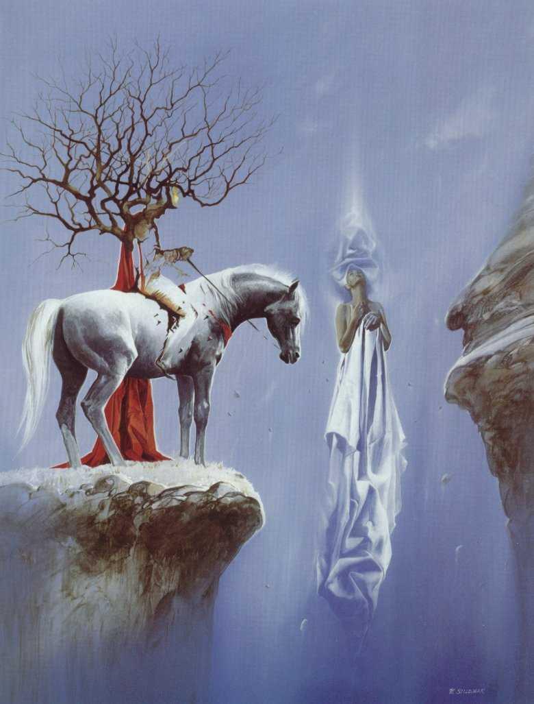 Modern surrealism fantasy art gallery: fantastic realism ... - photo#10