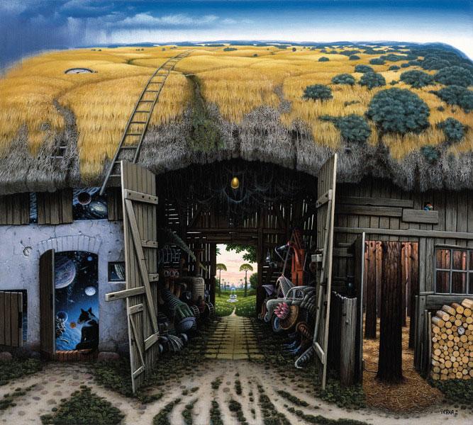 Modern surrealism fantasy art gallery surrealist pictures art gallery